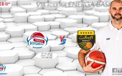 Zapraszamy na mecz HydroTruck Radom-  Trefl Sopot